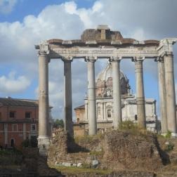 Le forum Romain.