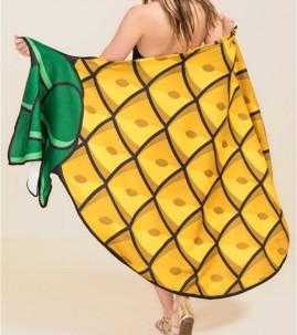 serviette-de-plage-ananas1