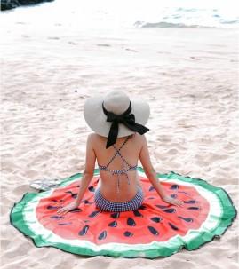 serviette-de-plage-pasteque