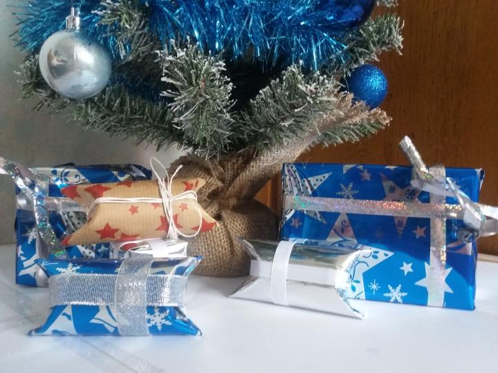 Faux paquets cadeaux…