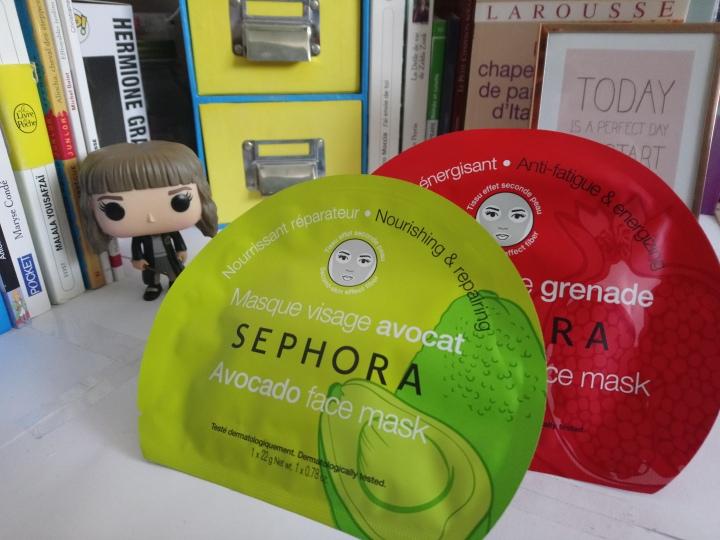 Masque Sephora: mon avis…