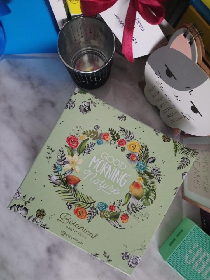 Botanical: la 5ème box…