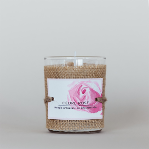 bougie-cedre-rose
